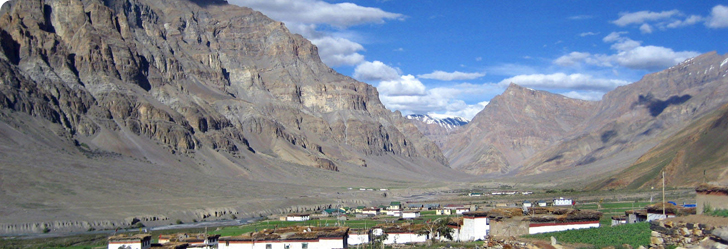 Lahaul Spiti Valley Tour